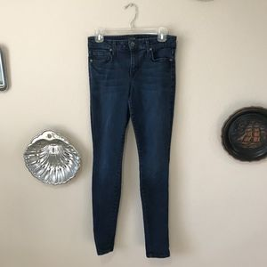 Joe's Dark Wash The Skinny Trista Jeans